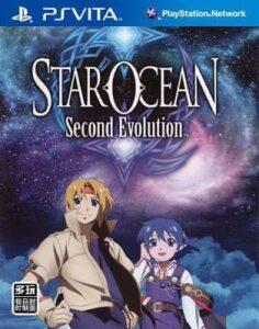Star Ocean The Second Evolution