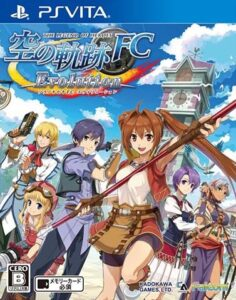 The Legend of Heroes Trails in the Sky FC Evolution