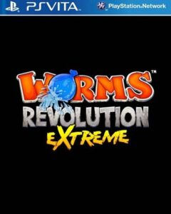 Worms Revolution Extreme